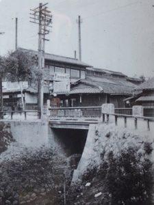 旧一条戻り橋