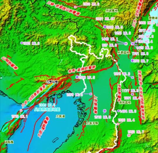 南海トラフ巨大地震が迫ってる!...